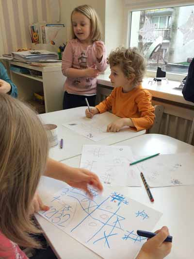 You are browsing images from the article: International Kindergarten